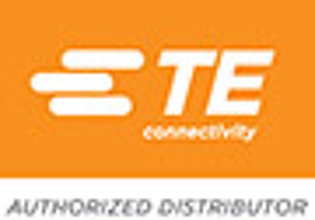 логотип CROMPTON - TE CONNECTIVITY