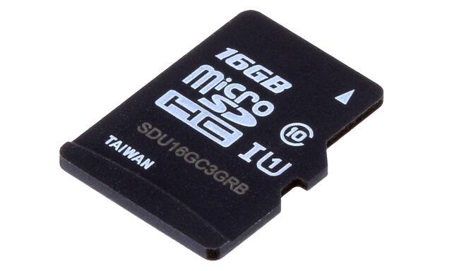 3D tehnoloogias tööstuslik mälukaart TLC