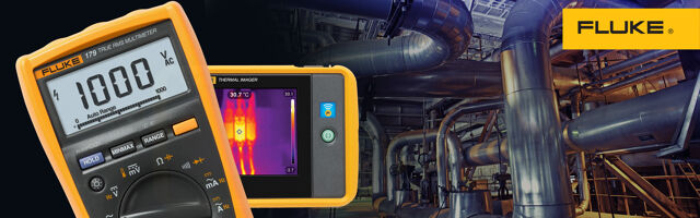 How do products by Fluke support Maintenance Departments?