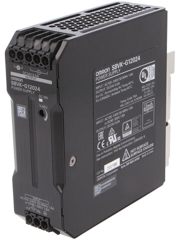 S8VK-G12024 switched-mode power supply by Omron