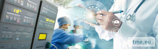 Poznaj produkty z oferty TME dedykowane dla branży medycznej