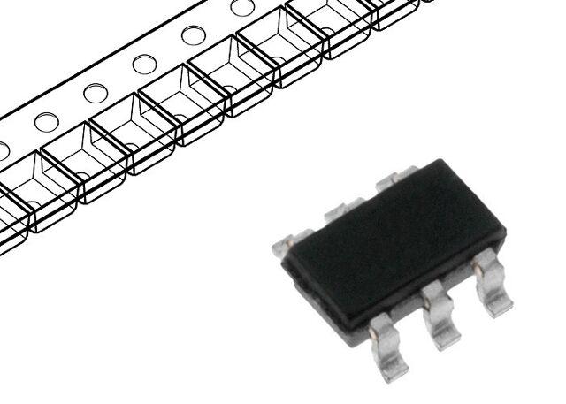 MCP3421A0T-E/CH