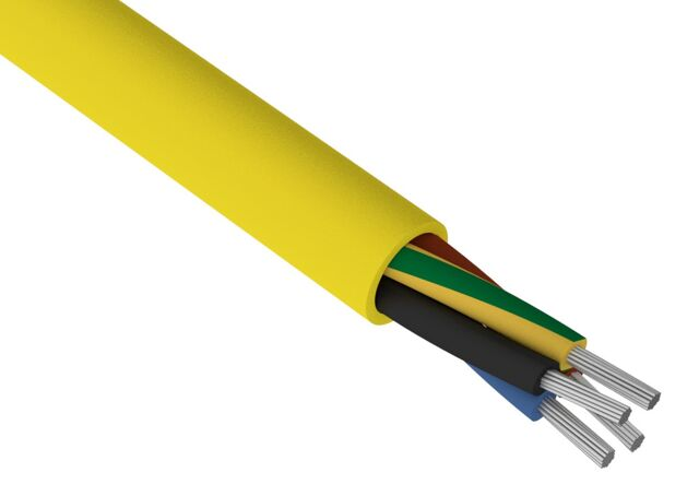 ÖLFLEX® 540 P cables by LAPP