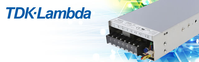 TDK-Lambda power supplies and converters available at TME