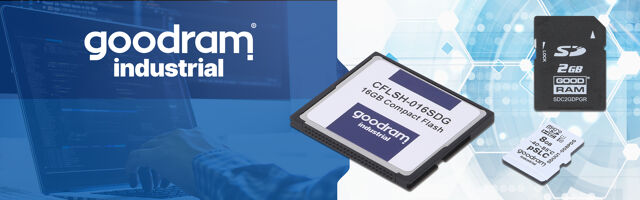 Memory cards for modern industry