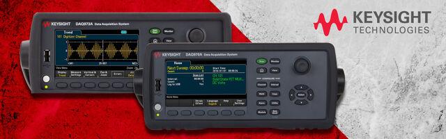 Keysight - нові системи збору даних в пропозиції TME