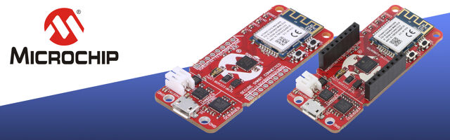 IoT modules from Microchip